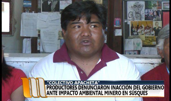 Denuncian inacción del gobierno ante impacto ambiental minero en Susques