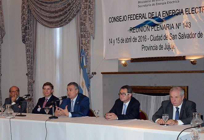 El CFEE analiza en Jujuy la situación del Sistema Energético nacional