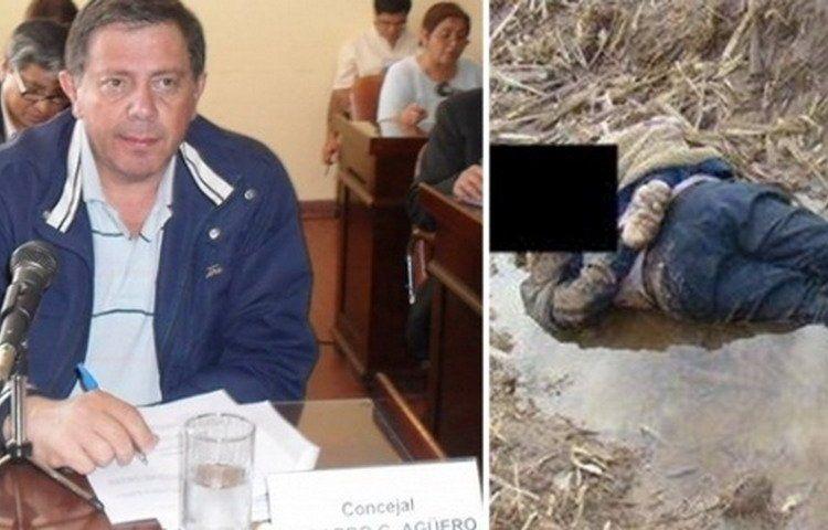 Ex Concejal Chochi Agüero fue condenado a 23 años de cárcel