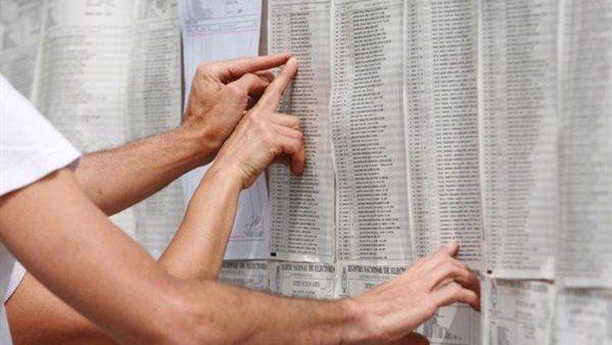 Consultá el padrón electoral y fijate dónde votás