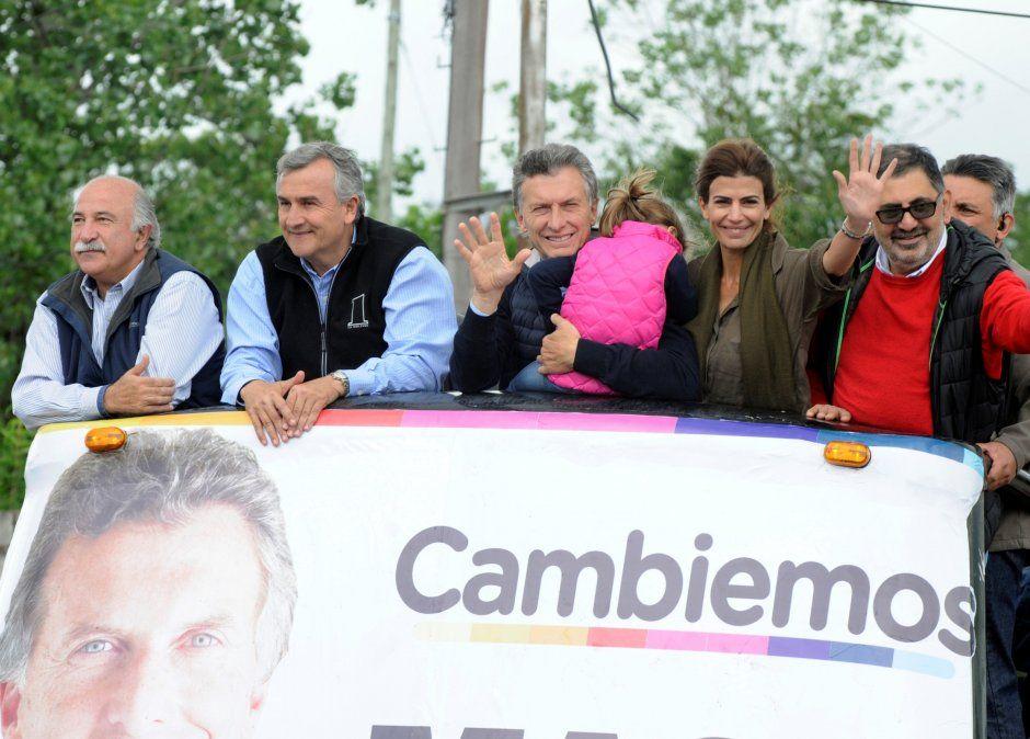 El rol clave de Chuli Jorge en la relación Macri - Morales