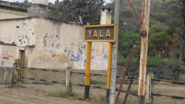 Escenas de violencia política en Yala