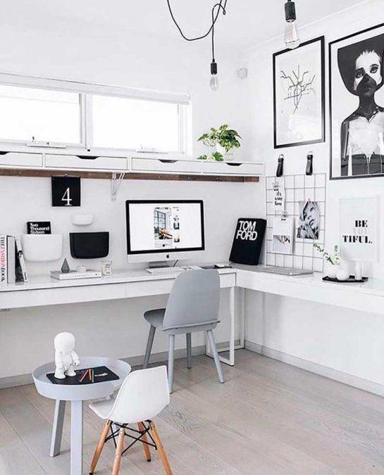 5 Oficinas Minimalistas para Soñar
