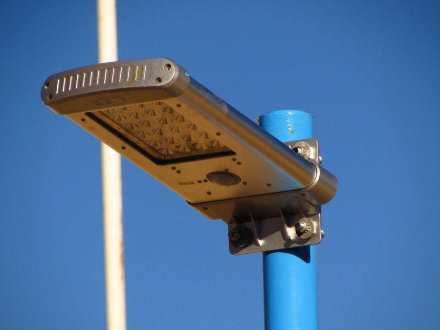 Novedosa luminaria para el cuidado ambiental