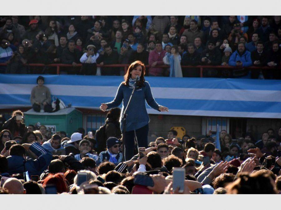 La alianza de Cristina sigue sin referentes en Jujuy
