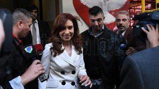 CFK anunciará hoy si será candidata a senadora