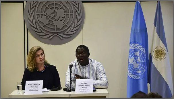En sus conclusiones, la ONU no hizo referencia al caso Milagro Sala