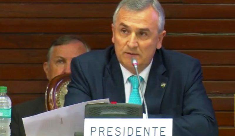 Según Morales, el kirchnerismo le impedía a la ONU visitar el país