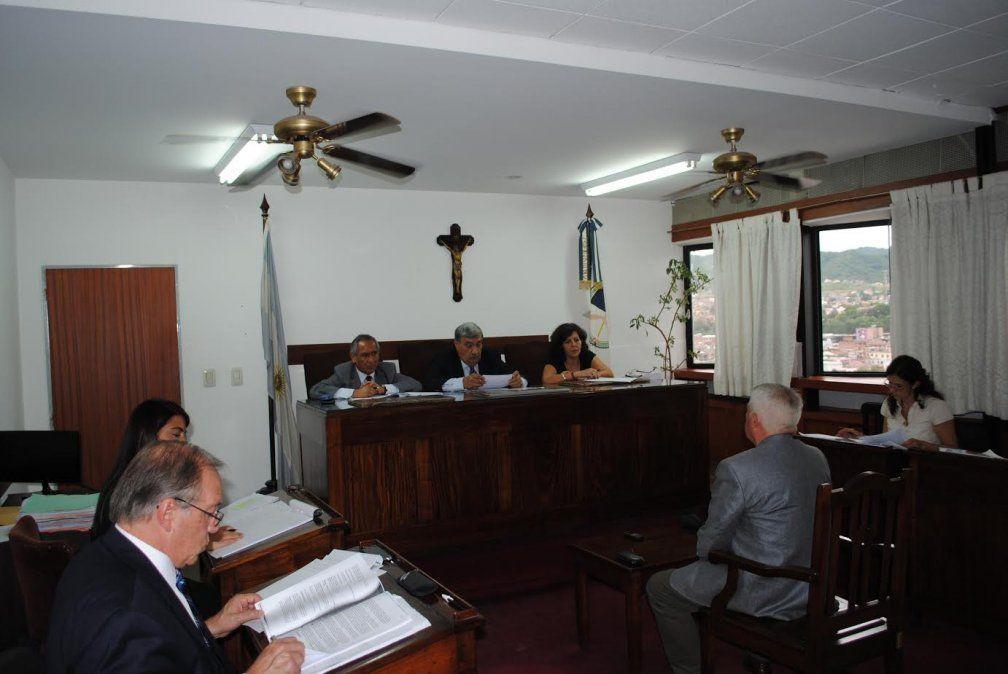 Continúa el juicio por el crimen de Isidoro Benavides