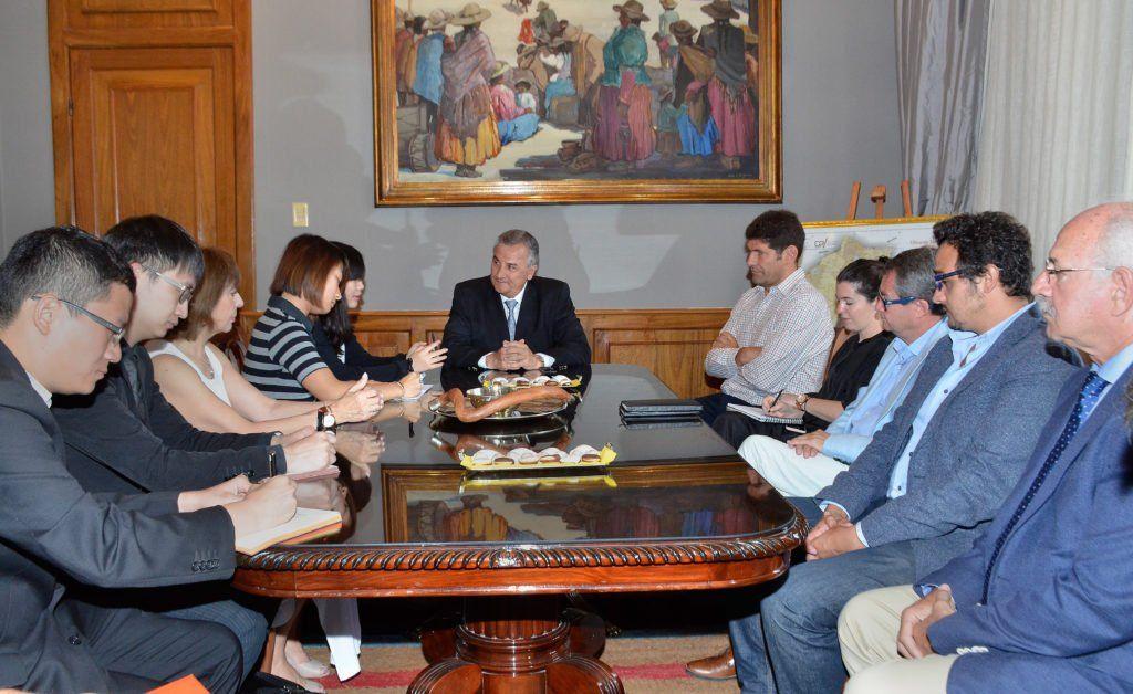 Morales viajará con Macri a China para firmar el contrato por la planta solar