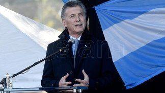 Macri apuntó contra las mafias y el narcotráfico