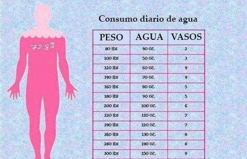 es bueno deshidratarse para bajar de peso