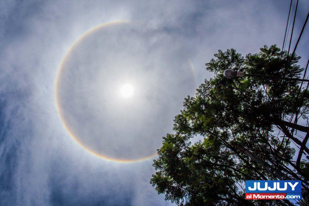 El mensaje astrológico que dejó el halo solar