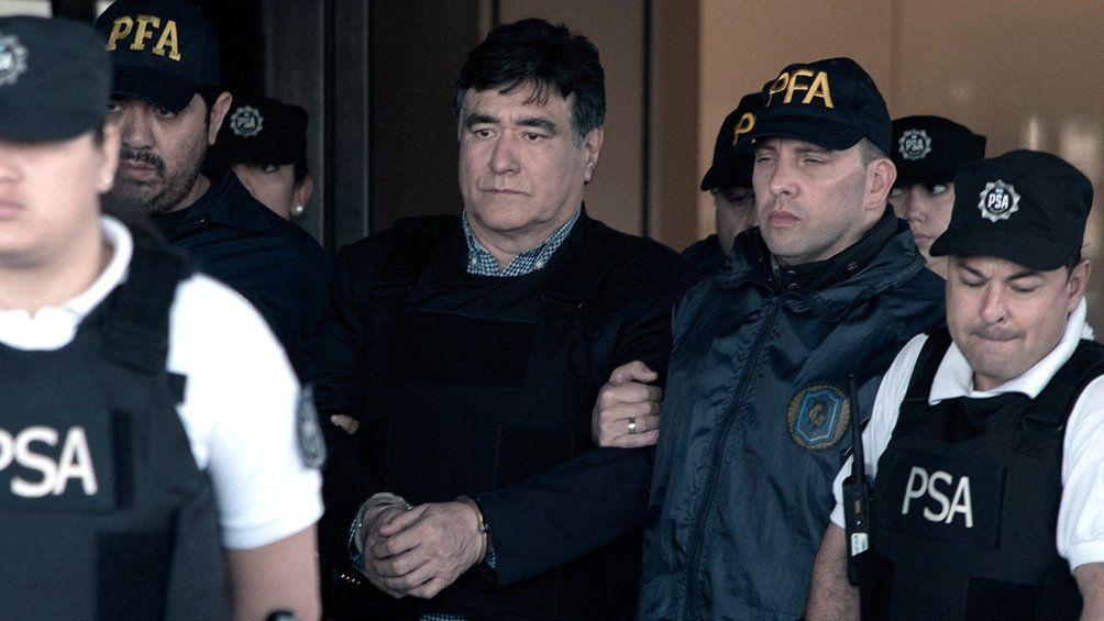 Zannini fue liberado