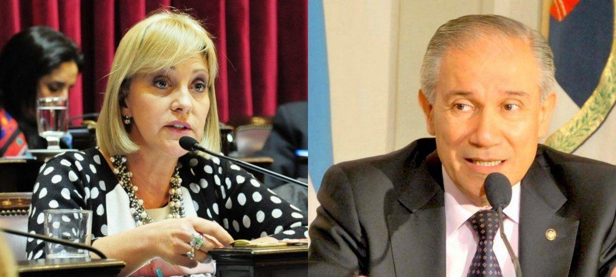 Liliana Fellner cargó contra un ex aliado de su hermano