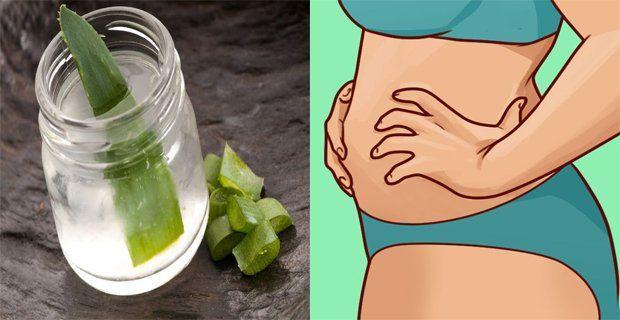Como tomar aloe vera liquido para adelgazar