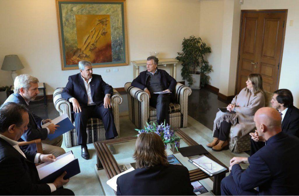 Macri dijo que Jujuy es la provincia del siglo XXI