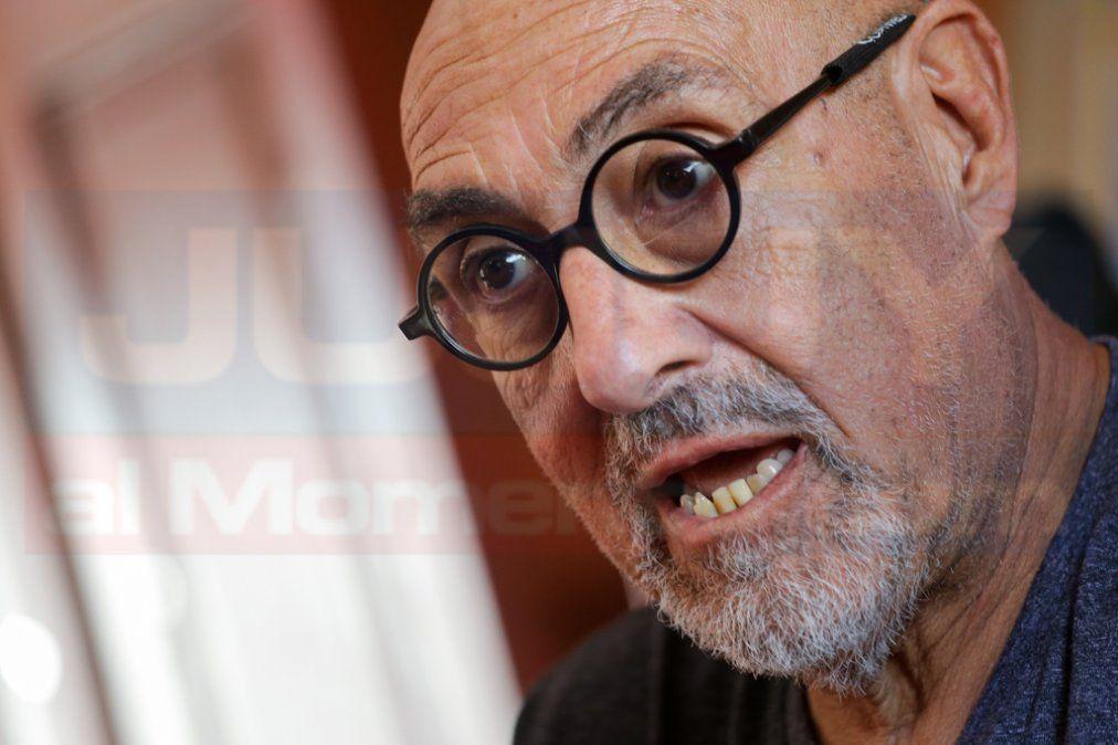 Santillán vuelve a presentar su declaración jurada