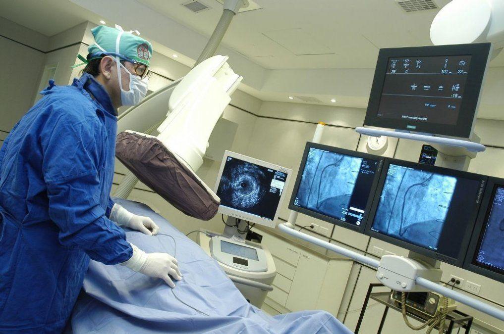 El Ministerio de Salud mejora el controlde las salas de Hemodinamia