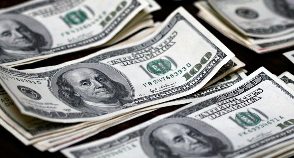El dólar llegó a 32 pesos en la City