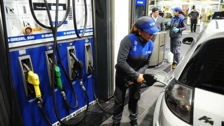 YPF aumentó la nafta y el gasoil