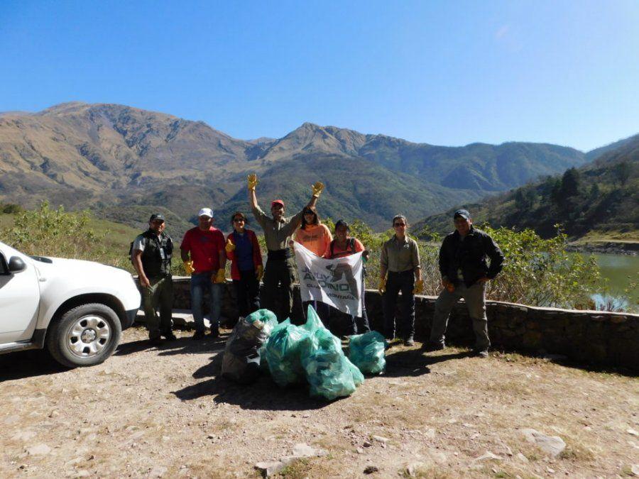 Yala se suma al día mundial de la limpieza