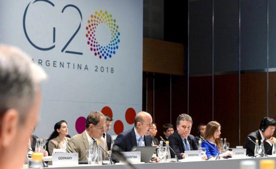 El G20 prepara un plan contra la corrupción