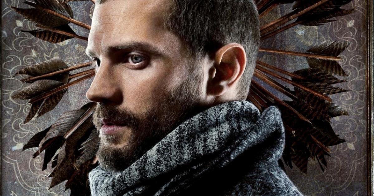 Hombre de la Semana: Jamie Dornan, de sex symbol a Robin Hood