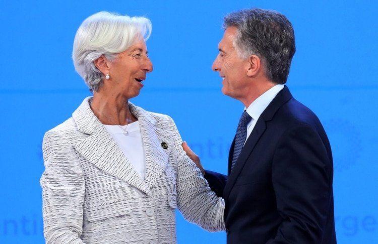 El FMI ratifica que la economía argentina caerá 1,7% en 2019