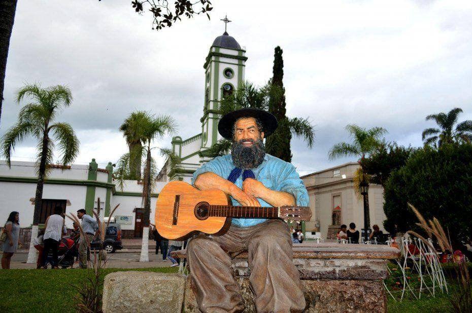 El Carmen programa actividades por un nuevo aniversario de Jorge Cafrune