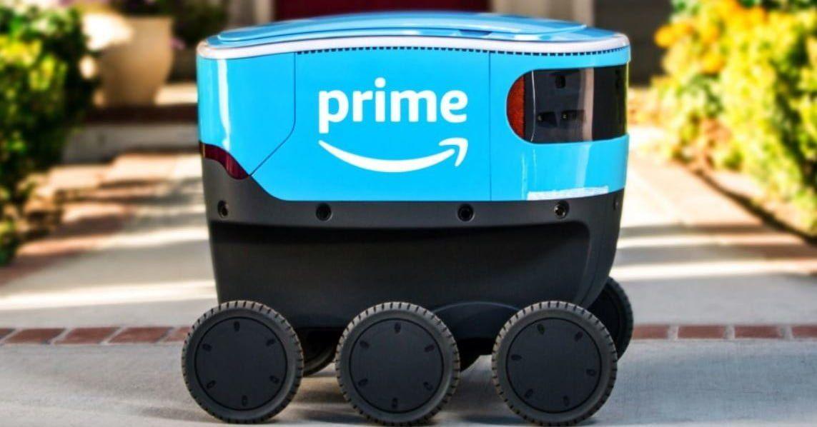 Se viene el delivery robotizado