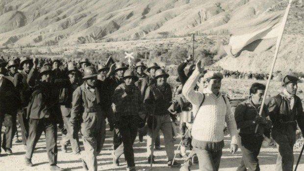 Avelino Bazán, historia del líder sindical minero