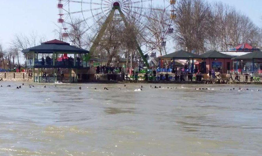 Al menos 85 muertos en un naufragio en el río Tigris