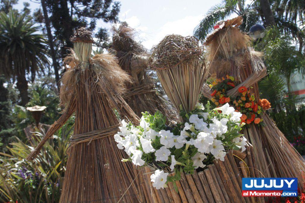 Se viene una nueva edición de la Expo de Floricultura en Jujuy