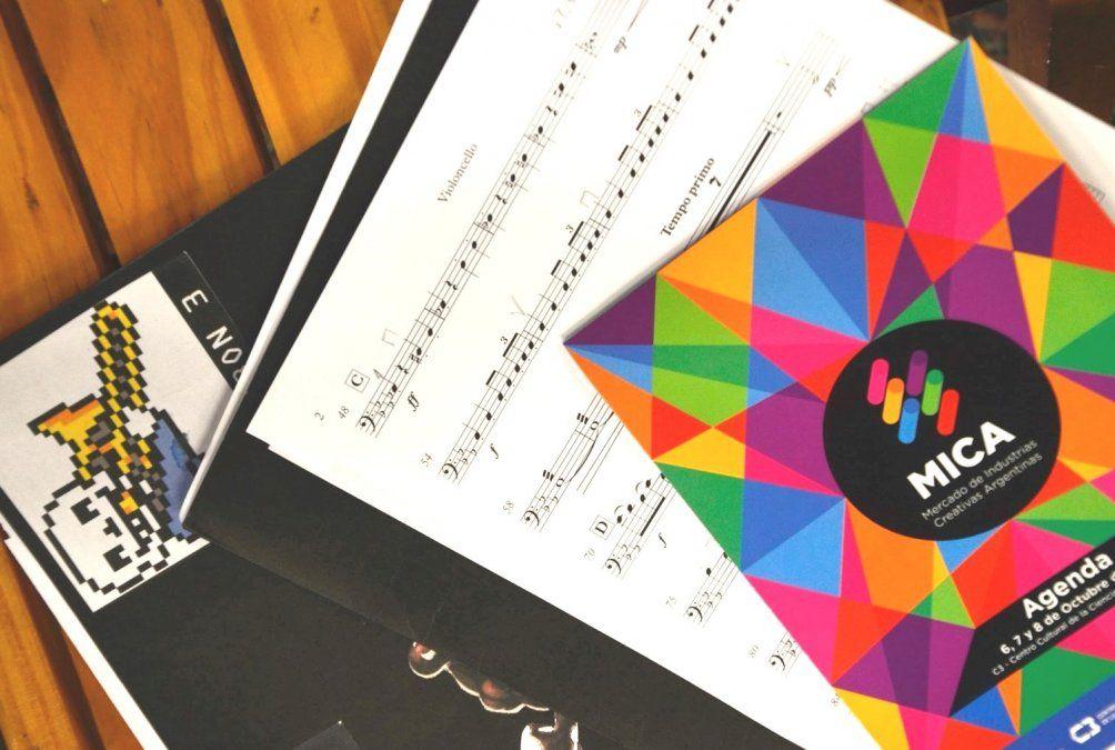 Emprendedores culturales y creativos podrán participar del MICA