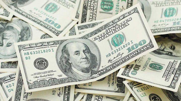 El dólar bajó $1,48 en siete minutos tras los anuncios del BCRA