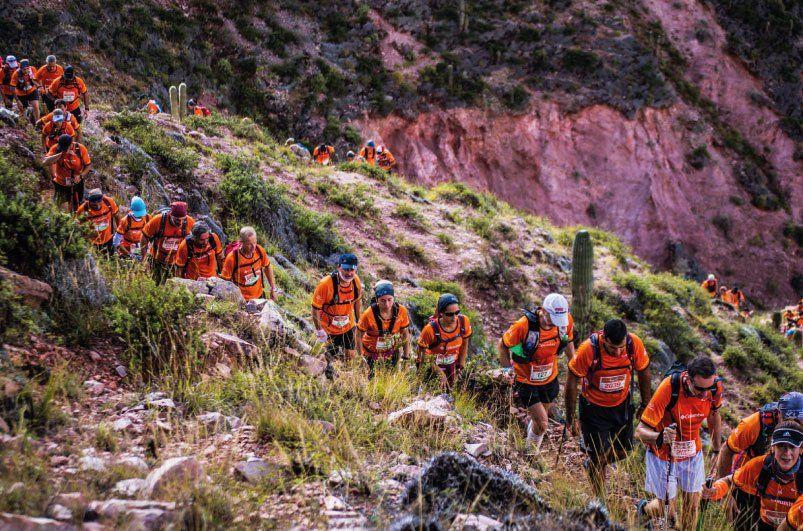 Jujuy recibe a 2500 corredores del Raid de los Andes