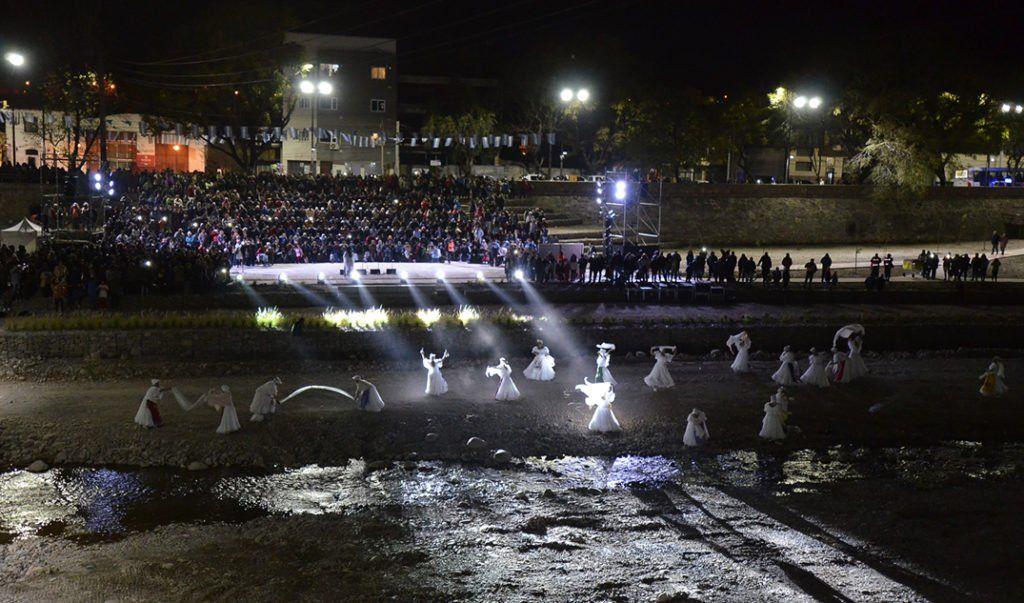 Imperdible musical sobre Belgrano se montará en el Parque Xibi Xibi