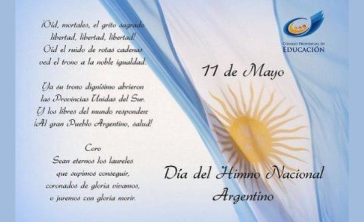 Día del Himno Nacional Argentino