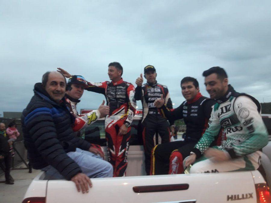 Máquinas del TC pasaron por Jujuy