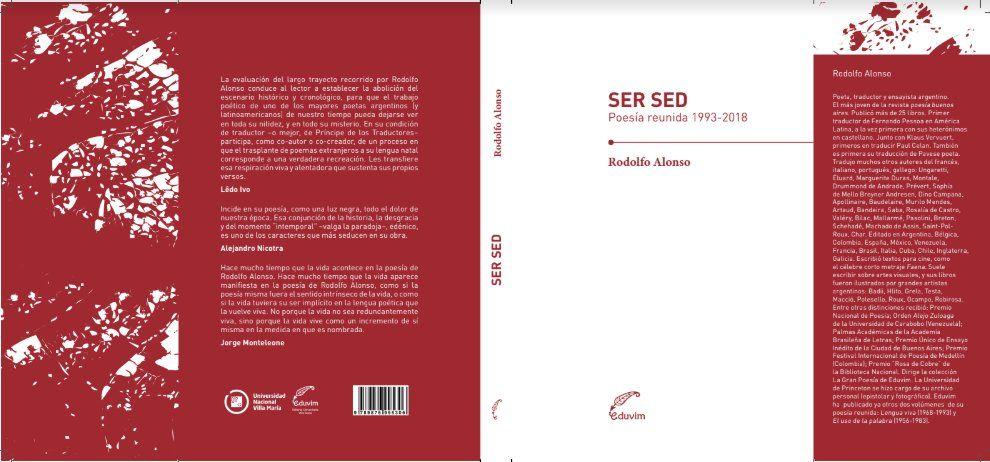 Al poeta, ensayista y traductor argentino, Rodolfo Alonso