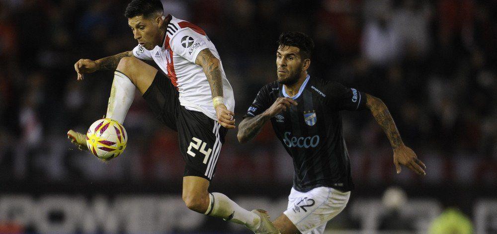 Goleó pero no alcanzó, River afuera de la Copa Superliga