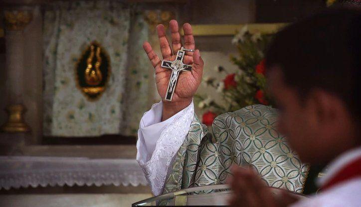 Colombia investiga 57 casos de pederastia en la iglesia católica