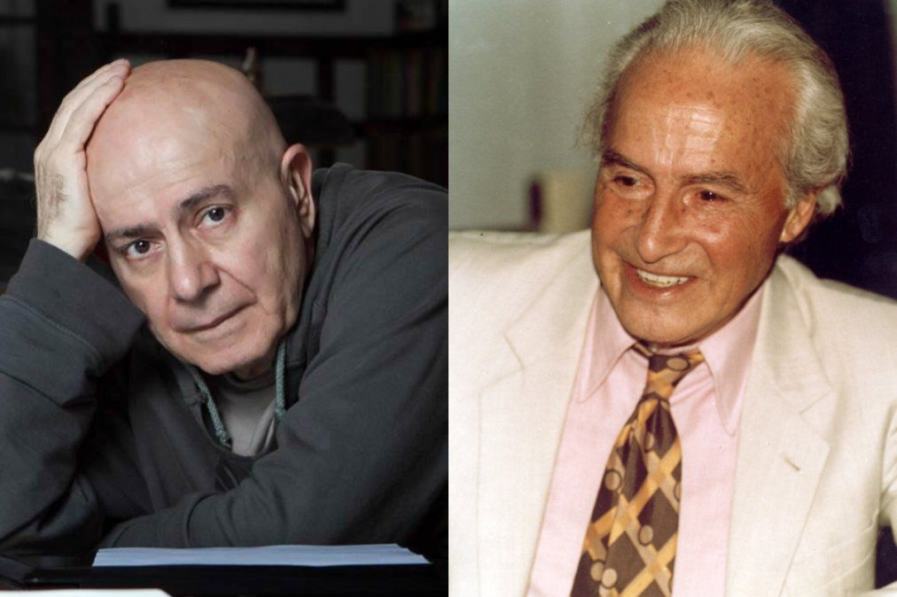La Patria en textos, en las voces de Hugo Mujica y Andrés Fidalgo
