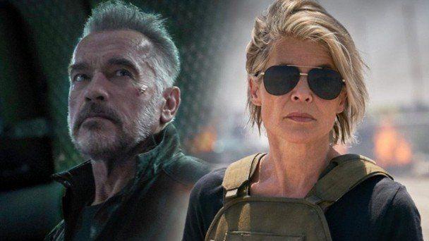 ¡Terminator vuelve! Mirá el tráiler de la nueva película