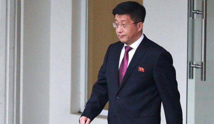 Reapareció el alto funcionario de Corea del Norte que dieron por muerto
