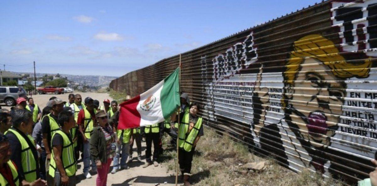 La justicia rechazó la demanda que buscaba impedir la construcción del muro