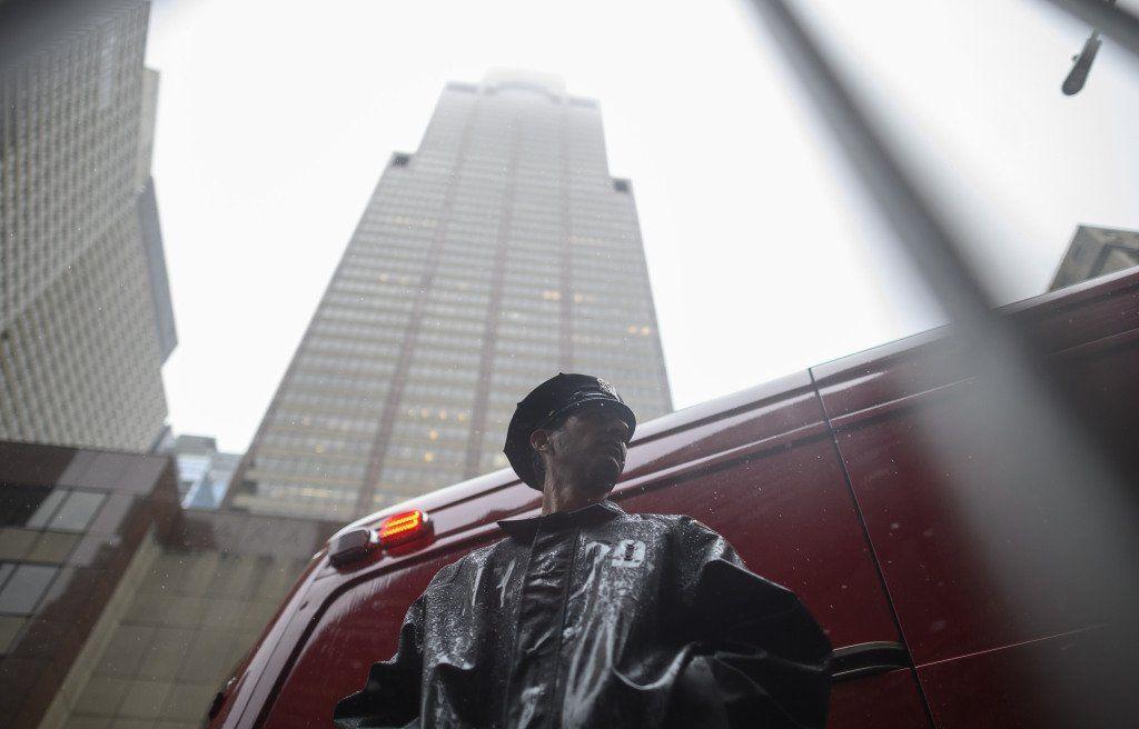 Un helicóptero se estrelló contra un edificio en New York