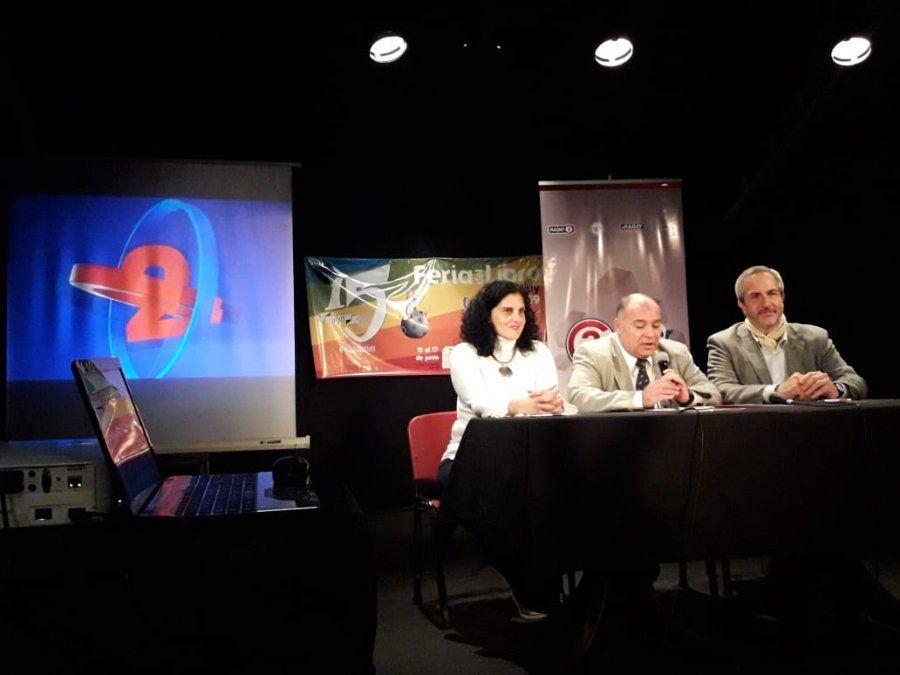 Canal 2 ratificó su compromiso con la cultura