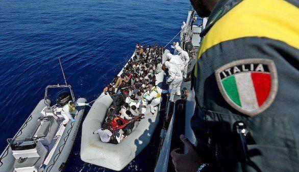 Italia endurece su política inmigratoria con un nuevo decreto
